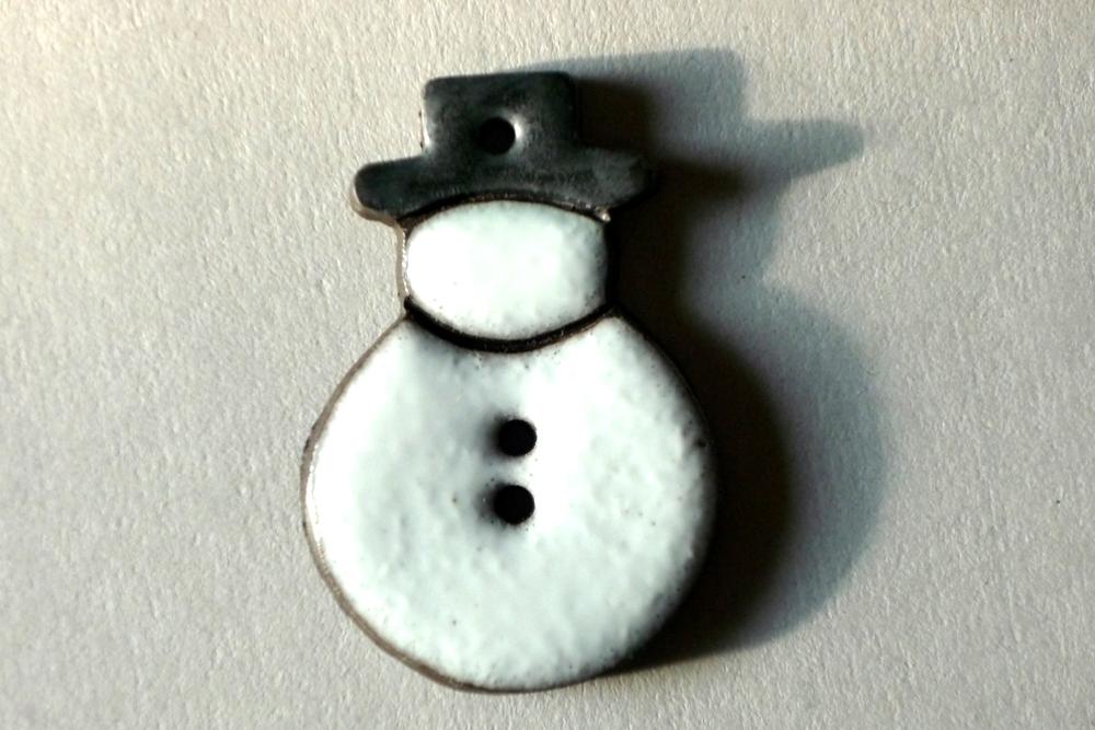 Weihnachtsdeko Schneemann