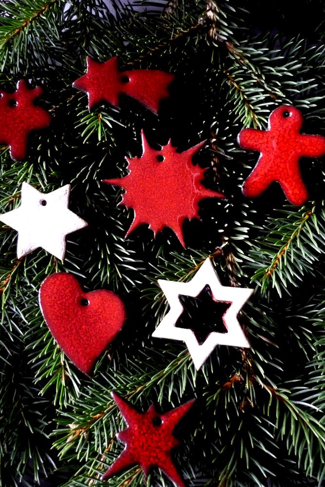 Weihnachtsdeko Gruppe